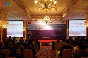 Nhiều doanh nghiệp Hàn Quốc đến Việt Nam tìm đối tác cung ứng sản phẩm