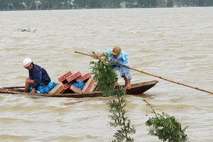 Không khí lạnh tăng cường, các tỉnh miền Trung tiếp tục mưa to