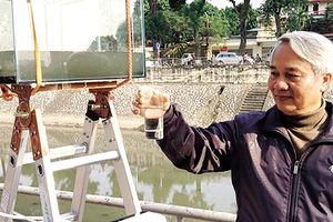 Ba bước 'hô biến' sông Tô Lịch thành sông sạch
