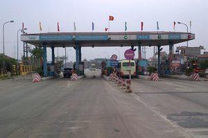 Thái Bình: Sẽ di dời trạm thu phí BOT Tân Đệ