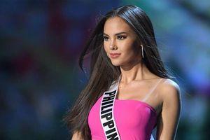 'Nữ hoàng sắc đẹp' Philippines đẹp lộng lẫy bất chấp vòng eo kém thon
