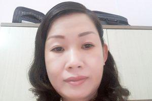 Nữ giám đốc bị bắt với cáo buộc vu khống