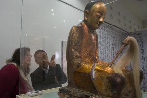 Hà Lan từ chối trả tượng Phật chứa xác ướp 1.000 tuổi cho dân làng TQ