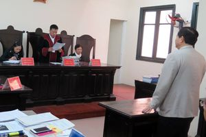 Công dân thắng kiện nguyên Bộ trưởng Giáo dục