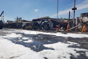 Nguyên nhân cháy xe bồn chở xăng làm 6 người chết, thiệt hại hơn 10 tỷ