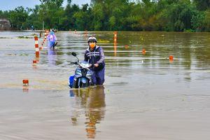 Mưa lũ làm 6 người chết ở Bình Định