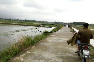 Quảng Ngãi: Hụt chân rơi xuống kênh, một phụ nữ tử vong