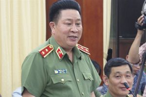 Khởi tố 2 cựu tướng công an Trần Việt Tân và Bùi Văn Thành