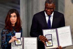 Chuyện về giải Nobel Hòa Bình