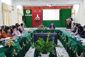 LĐLĐ tỉnh Ninh Bình: UB kiểm tra CĐ thực hiện 737 cuộc giám sát