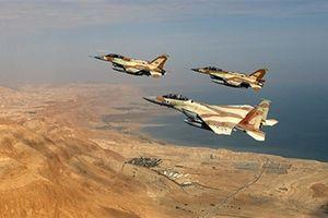'Mắt thần' S-300 Syria phát hiện tiêm kích Israel bay cực thấp?