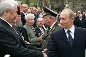 Vì sao ông Putin từng từ chối làm tổng thống?