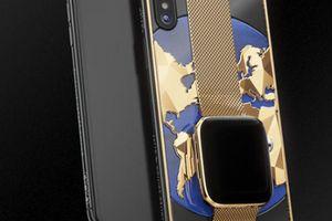 iPhone XS Max tích hợp Apple Watch có giá 'ngất ngưởng'