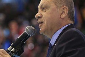 Tin quân sự: Thổ Nhĩ Kỳ bắt đầu ra tay ở đông bắc Syria