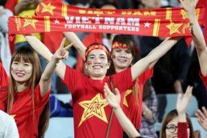 AFF Cup: CĐV Việt Nam vô đối về... tiếng ồn