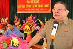 Chủ tịch T.Ư Hội NDVN tiếp xúc cử tri ở Hà Giang: Luật mới tạo động lực cho ND làm giàu