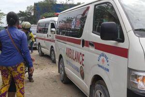 Vụ nổ khủng khiếp 2 người chết ở Sài Gòn: Vợ ngây dại gọi tên chồng