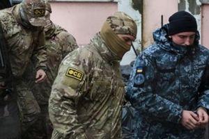 Thuyền trưởng Ukraine bị bắt liều lĩnh thách thức Nga
