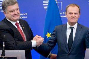EU thay Ukraine ra đòn trả đũa Nga