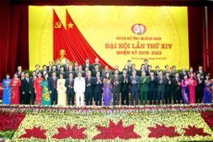 Chỉ định bảy nhân sự tham gia Đảng bộ tỉnh Quảng Ninh nhiệm kỳ 2015-2020