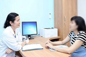 Tầm soát, chẩn đoán và điều trị bệnh tật trước và sau sinh