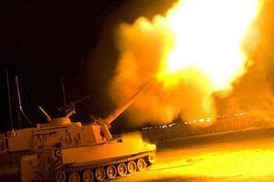 Uy lực pháo tự hành có khả năng phòng không của Quân đội Mỹ
