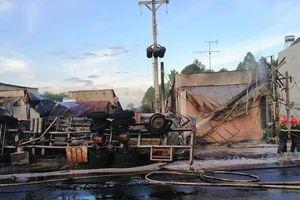 Nguyên nhân vụ xe bồn bị tai nạn khiến 6 người chết ở Bình Phước