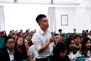 Trường ĐH Đông Á: Doanh nghiệp trực tiếp đến trường tuyển chọn sinh viên thực tập và làm việc