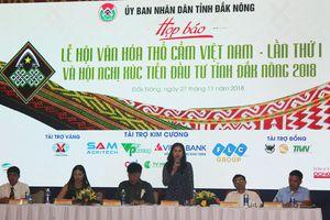 Lễ hội văn hóa thổ cẩm VN lần thứ nhất: Khởi đầu cho thổ cẩm 'thăng hoa'