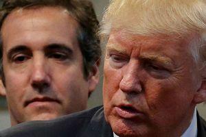 Tổng thống Trump đẩy trách nhiệm cho cựu luật sư vừa lãnh án tù