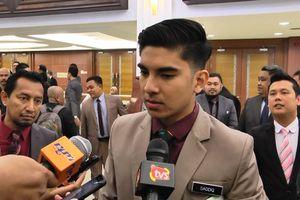 Bộ trưởng Thể thao Malaysia tự tin về chiến thắng của đội nhà tại Mỹ Đình