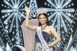 Hoa hậu Hoàn vũ Thái Lan 2016 bị 'sờ gáy' vì quảng cáo mỹ phẩm dỏm