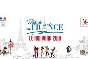 Lễ hội Pháp lần đầu tiên ở Hà Nội