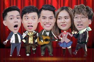 Tiếu Lâm Nhạc Hội - nơi quy tụ những nghệ sĩ hài tài năng của làng hài Việt