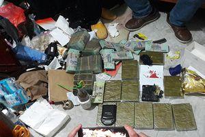 Công an Nam Định triệt phá đường dây buôn bán ma túy lớn, thu tại chỗ hơn 2 tỷ đồng