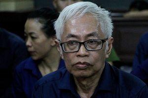 Cựu TGĐ DAB nghẹn ngào lời xin lỗi và xin giảm hình phạt cho đồng phạm