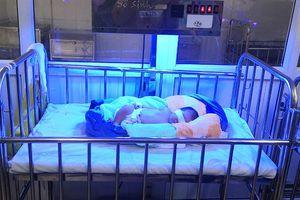Bé gái sơ sinh bị bỏ rơi trong giá rét