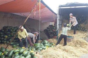 Nông sản 'đi' Trung Quốc tiếp tục đối mặt nhiều khó khăn