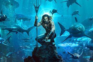 Ngóng chờ ra rạp xem 'Aquaman' càn quét cuối tuần này