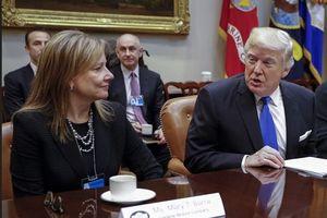 Nhận định bất ngờ của ông Trump về kế hoạch sản xuất xe điện của GM