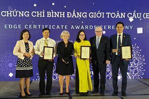 Maritime Bank nhận chứng nhận về bình đẳng giới toàn cầu EDGE