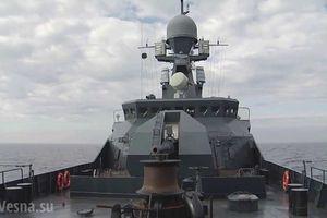 Cận cảnh hộ tống hạm Nga phóng tên lửa phòng không, loại chiến hạm Việt Nam cần phát triển