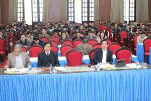 Đại biểu HĐNDTP Hà Nội tiếp xúc cử tri tại huyện Chương Mỹ