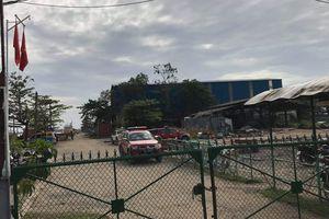 Nổ lớn tại Công ty đóng tàu An Phú làm 2 người tử vong