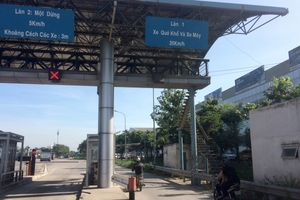 Sau phản ánh, Trạm thu phí cầu Phú Mỹ dự kiến mở rộng làn xe