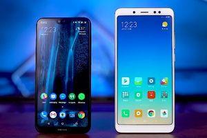 Nokia 6.1 Plus và Redmi Note 5 Pro: Ai mạnh hơn ai?