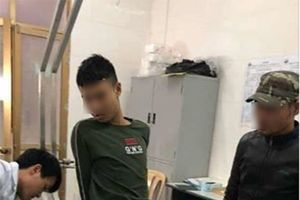 Thanh niên trèo vào trường định xâm hại học sinh lớp 4 bị ngã gãy chân khi chạy trốn