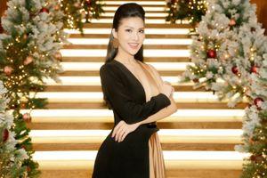 Mê mẩn trước vẻ đẹp 'không góc chết' của 'Hoa hậu hàng không' Loan Vương