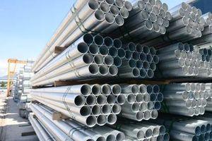 Hòa Phát cung cấp sản phẩm cho các dự án tôm Minh Phú
