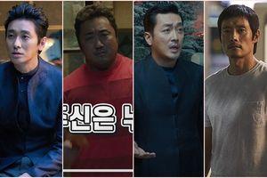 BXH diễn viên điện ảnh Hàn Quốc 'hot' nhất năm 2018: Sức mạnh của 'Thử thách thần chết', chỉ có 3 sao nữ